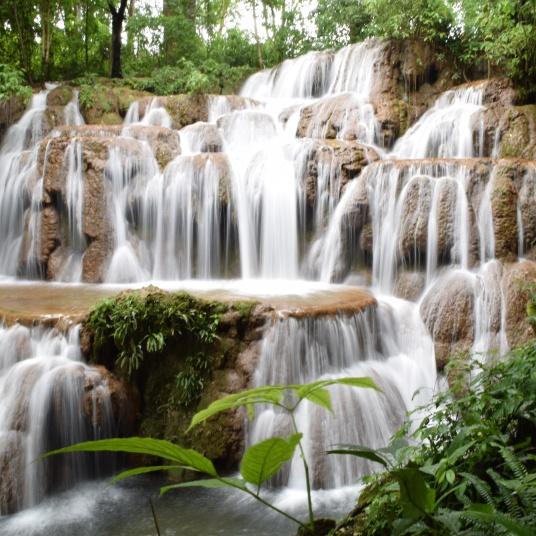 Ywangan waterfall