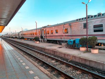 Nong Khai station